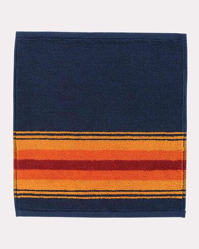 GRAND CANYON NATIONAL PARK WASHCLOTH, NAVY, large