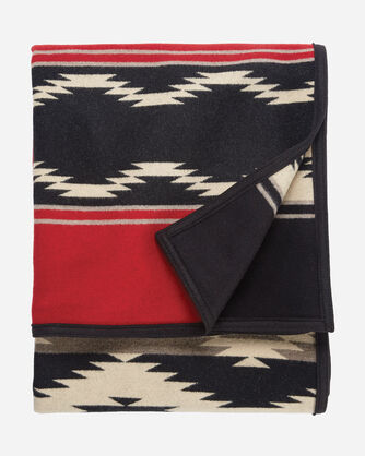 ADDITIONAL VIEW OF WATER BLANKET IN RED MULTI