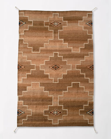 CHECHEM MESA LINCOLN WOOL RUG, OATMEAL, large