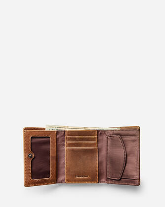 PAGOSA SPRINGS TRIFOLD WALLET, TAN PAGOSA SPRINGS, large
