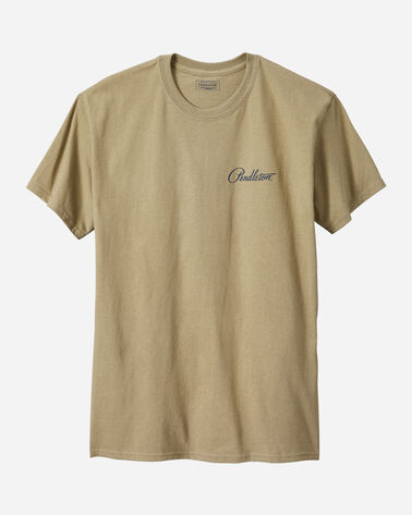 MEN'S ZION PARK TEE IN OLIVE