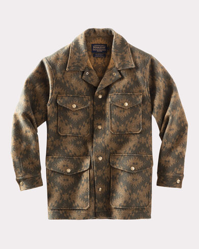 JACQUARD CRUISER JACKET