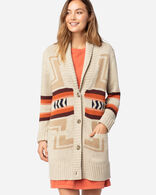 WOMEN'S HARDING LONG CARDIGAN