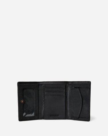 ADDITIONAL VIEW OF HARDING TRIFOLD WALLET IN ARMY