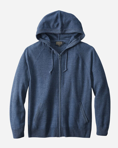 MERINO MAGIC-WASH ZIP HOODIE, NAVY, large