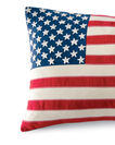 OLD GLORY FLAG PILLOW, RED/MULTI, large