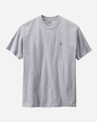 MEN'S HERITAGE TEE, GREY PAGOSA SPRINGS, large
