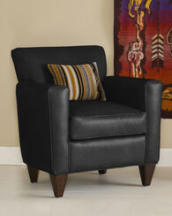 PORTLAND CHAIR, BLACK, large