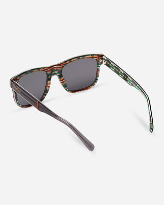 ADDITIONAL VIEW OF SHWOOD X PENDLETON MONROE SUNGLASSES IN CHIEF JOSEPH GREY