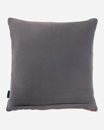 ADDITIONAL VIEW OF CROSSROADS WOVEN CHINDI PILLOW IN GREY MULTI