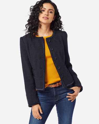 WOMEN'S CLEO JACKET IN MIDNIGHT NAVY