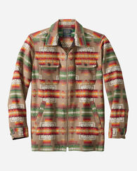 MEN'S CHIEF JOSEPH BRIGHTWOOD ZIP JACKET, TAN, large