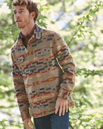 PAINTED HILLS CRUISER COAT, , large