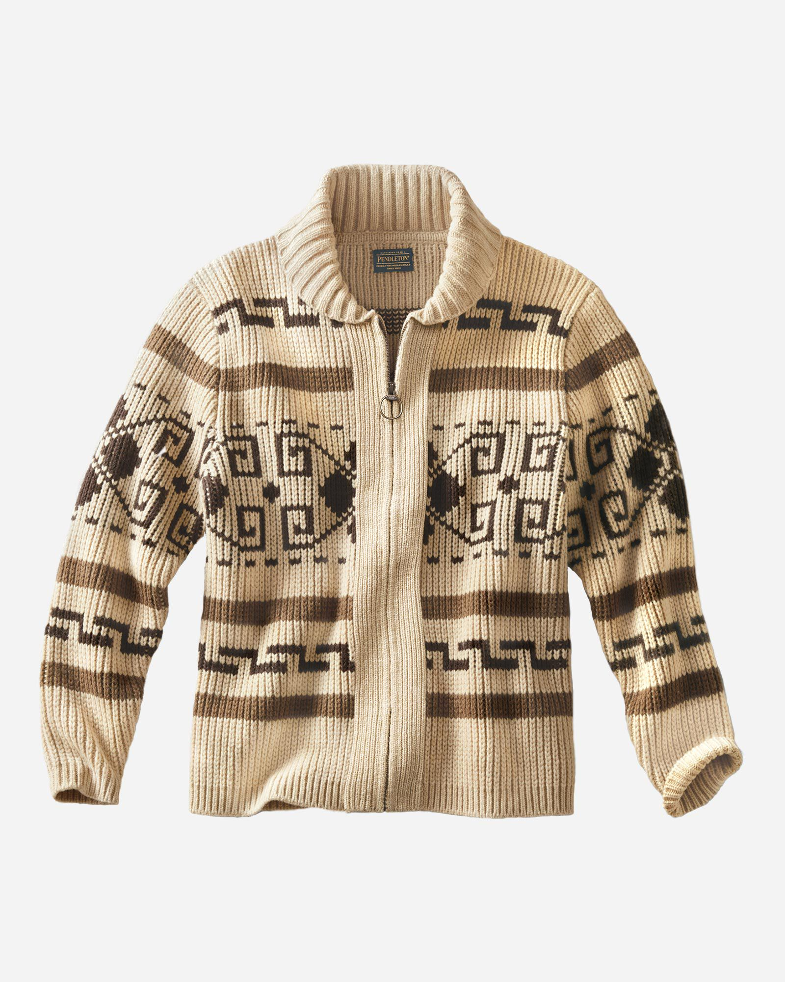 Pendleton Cardigan Sweater