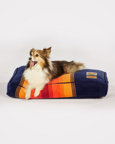 SMALL NATIONAL PARK DOG BED, GRAND CANYON, large