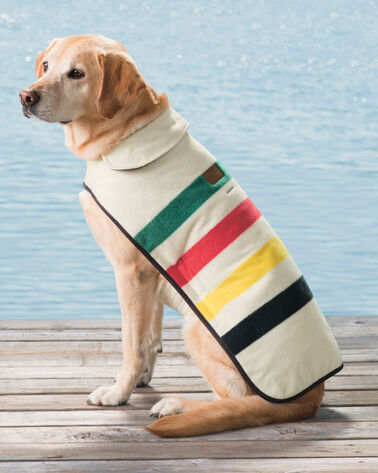 ADDITIONAL VIEW OF EXTRA LARGE NATIONAL PARK DOG COAT IN GLACIER PARK