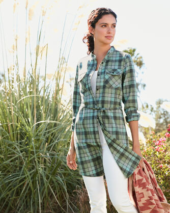 OCEANSIDE SHIRTDRESS, , large