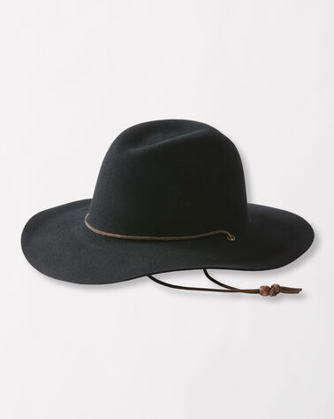 HEATHER FLOPPY BRIM HAT