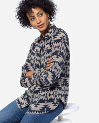 WOMEN'S WILLOW CREEK SILK SHIRT
