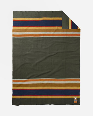 BADLANDS NATIONAL PARK BLANKET IN BADLANDS