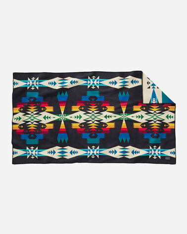 TUCSON SADDLE BLANKET, BLACK, large