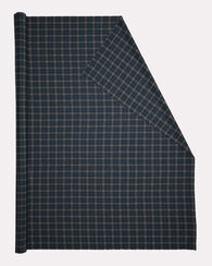 UMATILLA PLAID FABRIC, BLUE/GREY, large
