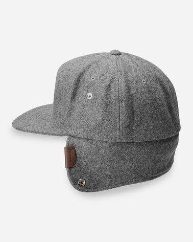 ADDITIONAL VIEW OF TIMBERLINE CAP IN GREY