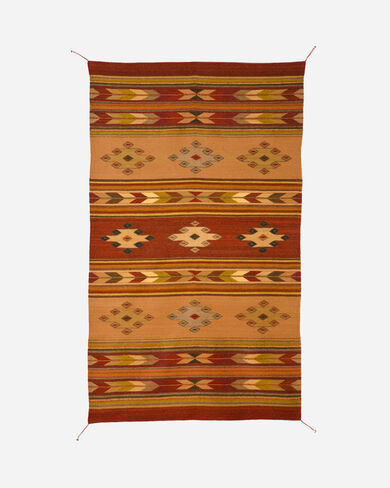 CLAY CANYON RUG IN RUST/BEIGE/BROWN