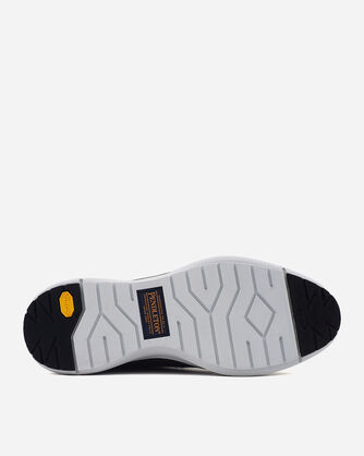 ALTERNATE VIEW OF WOMEN'S PENDLETON WOOL SNEAKERS IN CHARCOAL HEATHER