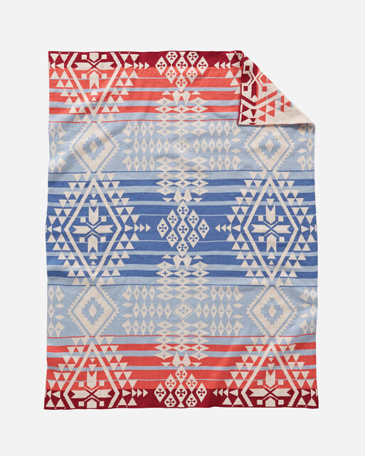 CANYONLANDS KNIT BABY BLANKET
