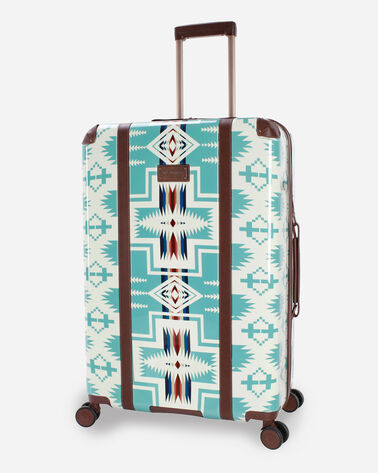 "HARDING 28""  SPINNER LUGGAGE IN AQUA"