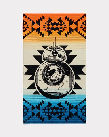 STAR WARS BB-8 SPA TOWEL, MULTI, large