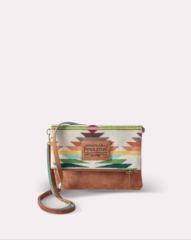 FALCON COVE FOLDOVER CLUTCH