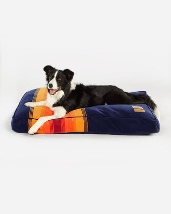 LARGE NATIONAL PARK DOG BED IN GRAND CANYON
