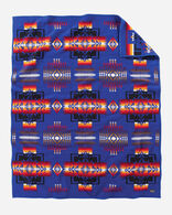 CHIEF JOSEPH BLANKET, ROYAL, large