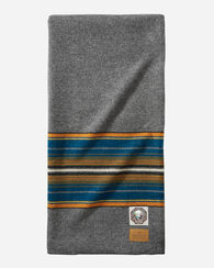 OLYMPIC NATIONAL PARK THROW, GRAY, large