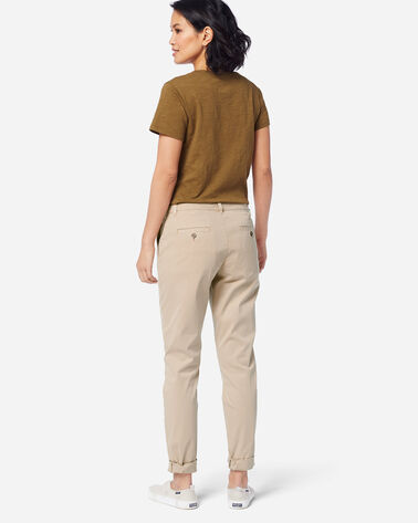 ADDITIONAL VIEW OF TRUE CHINO PANTS IN TAN