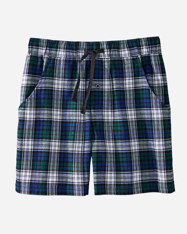 MEN'S FLANNEL PAJAMA SHORTS
