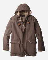 MEN'S MAGIC VALLEY PARKA IN BROWN