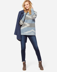 SKY VALLEY SWEATER, CHINA BLUE, large