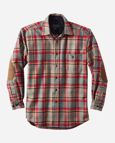 LONG-SLEEVE FITTED TRAIL SHIRT, , large