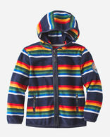 KIDS' CRATER LAKE FLEECE ZIP HOODIE