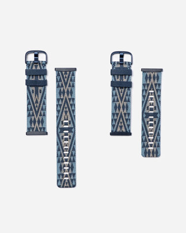 PENDLETON FOR FITBIT WOVEN BAND IN BLUE/GREY CANYONLANDS