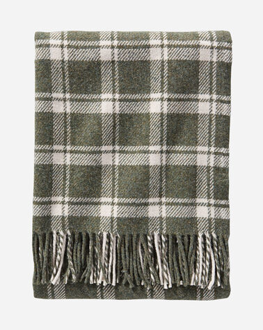 ECO-WISE WOOL FRINGED THROW e03e32cc9