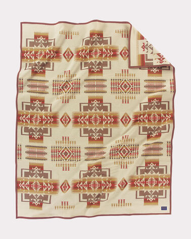 CHIEF JOSEPH BLANKET in WHEAT