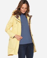 SIGNATURE MACKENZIE LONG RAINCOAT