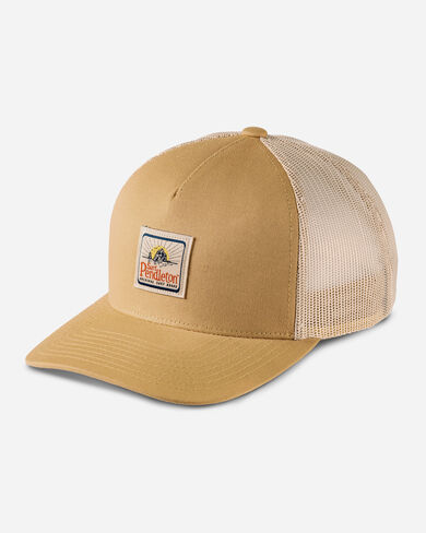 SURF TRUCKER HAT, CURRY, large