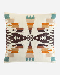 TUCSON SQUARE CROSS STITCH PILLOW