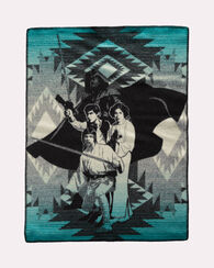 STAR WARS A NEW HOPE PADAWAN BLANKET