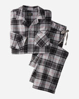 MEN'S FLANNEL PAJAMA SET
